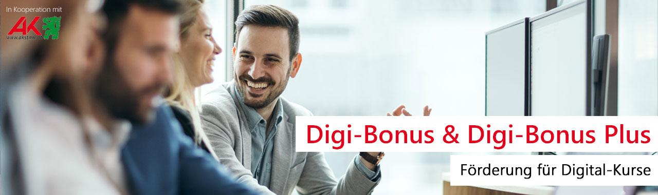 AK Digi-Bonus & Digi-Bonus Plus