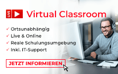 Virtual Classroom Training